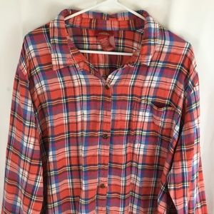 Dickies Flannel size 3X ( excellent )
